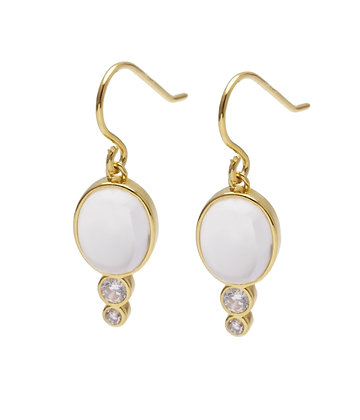 BLISS Earrings stone