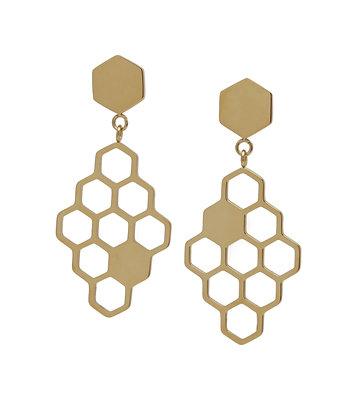 COSMOS Earring bee