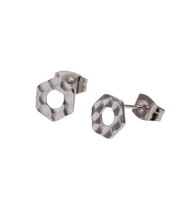 LAGUNA Earrings XS 6corner