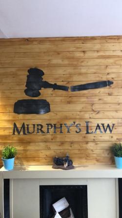 Upstairs at Murphys