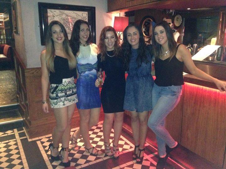 The girls of Murphy's