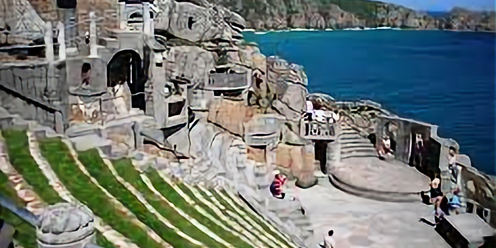 Residential Camp - Shakespeare in Cornwall and performance at The Minack