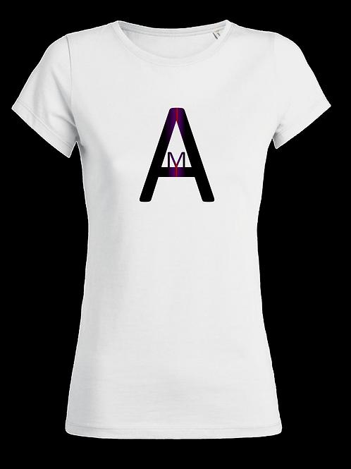 """T-Shirt """"SMALL A FUTUR"""" BLANC"""