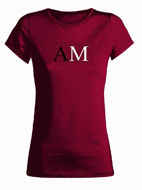 "T-Shirt "" AM ROUGE"""