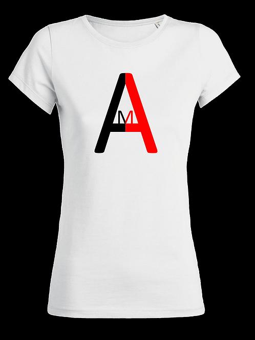 "T-Shirt ""SMALL A"" Blanc"