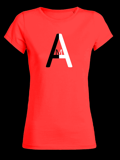 """T-Shirt """"SMALL A"""" ROUGE"""