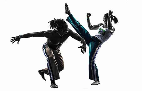 Capoeira em Ilhéus
