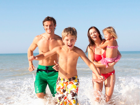 Cuidados na Praia