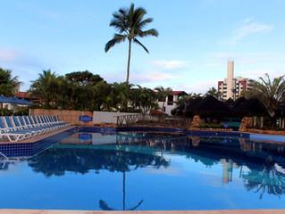 Vem relaxar e descontrair no feriado da semana santa aqui no Jardim Atlântico Beach Resort.