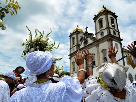 Ilhéus e o turismo religioso