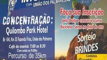 Quilombo Park Hotel será concentração do Circuito de Integração. Confira!