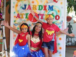 Carnaval Jardim Atlântico 2018. Sucesso!