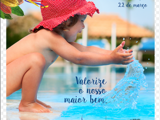 Dia Mundial da Água, nossa maior riqueza