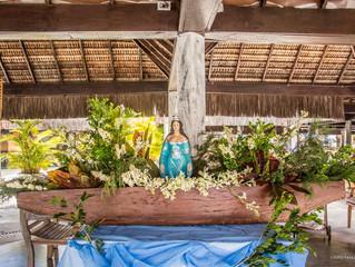 O Jardim Atlântico Beach Resort tem tudo preparado para você celebrar a festa de Iemanjá em Ilhéus n