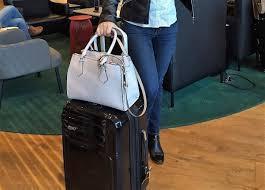 Dicas para viajar com a bagagem de mão!