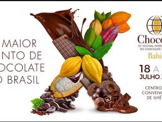 10º Festival Internacional do Chocolate e Cacau