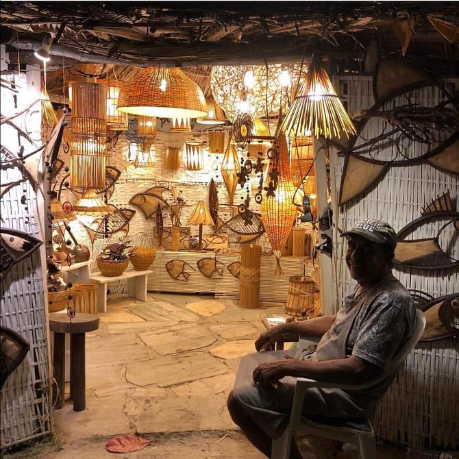 Manoel Paciência: A história de um artesão.