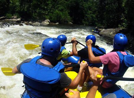 Turismo de aventura em Ilhéus