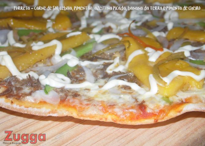 Dicas de onde comer ou pedir. Zugga é o melhor lugar!