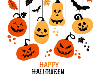 Halloween é no Jardim Atlântico!