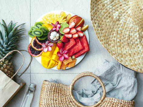 Alimentação no Verão