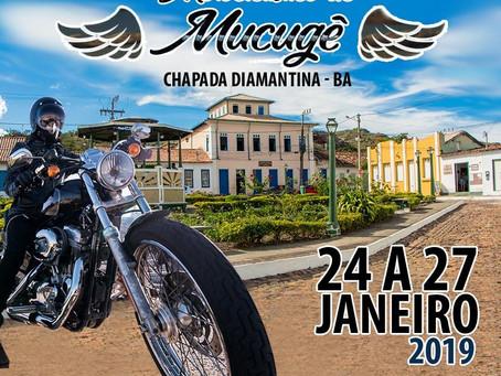 A Pousada Mucugê é o melhor destino para quem vem curtir o 2. Encontro Motociclístico de Mucugê!