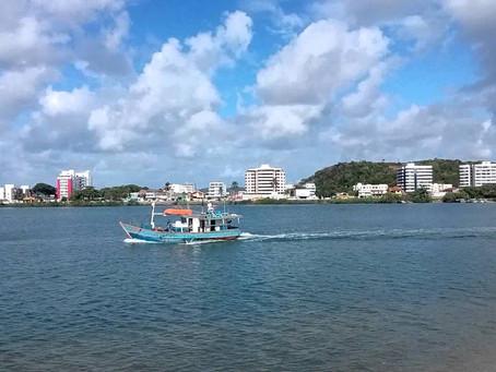 Morro do Pernambuco, mais um linda praia em Ilhéus.