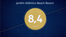 Jardim Atlântico Beach Resort recebe o prêmio Guest Review Awards 2017