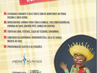 Confira a programação Esporte e Lazer do São João no JA!
