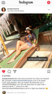 Terra Boa Hotel Boutique recebe a atriz Viviane Araujo