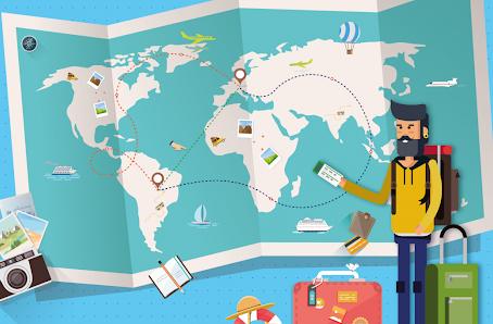 Turismo e Internet, qual a relação?