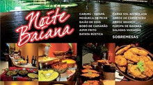 Noite Baiana no Terra Boa Hotel Boutique