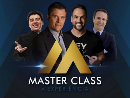 Master Class em Ilhéus! Um Show de ousadia e empreendedorismo! Confira!