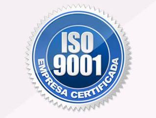 O Hotel Jardim Atlântico recebeu o certificado de sistema de qualidade na ISO 9001:2008.