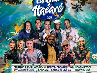Carnaval em Itacaré!