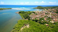 Itacaré, famosa por sua beleza natural!