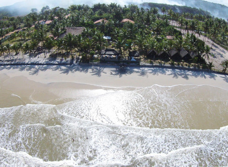 Você já conhece a Praia do Acuípe e o Eco Village Indaiá? Confira!