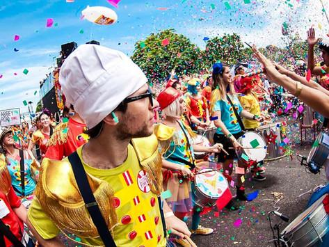 Carnaval no Sul da Bahia