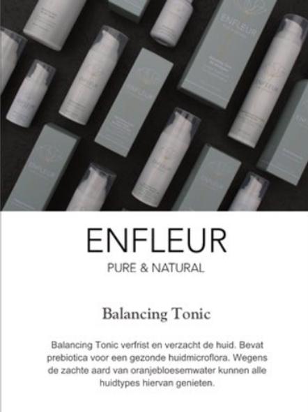 Infokaartje Balancing Tonic 10 stuks