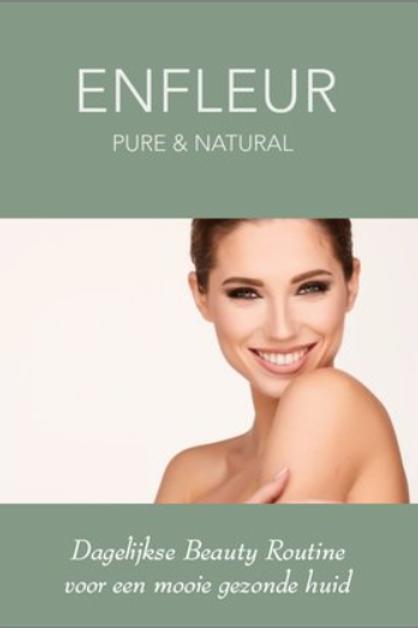 Infokaartje Stappenplan voor dagelijkse beauty routine 10 stuks