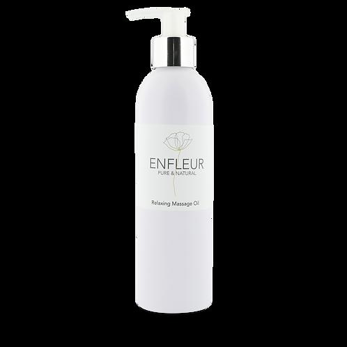Relaxing Massage Oil, 250 ml