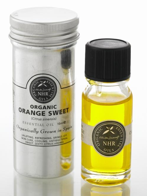 Etherische Olie Sinaasappel, Bio, 10 ml  Cabine product