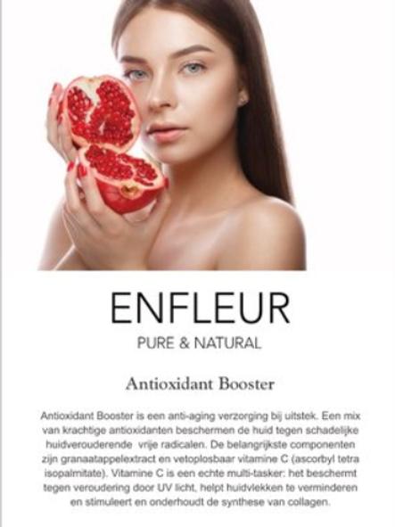 Infokaartje Antioxidant Booster 10 stuks