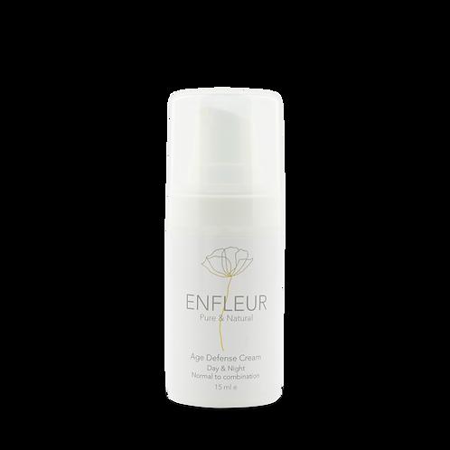 Age Defense Cream   Normale tot Gemengde Huid 15 ml