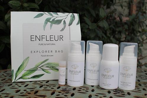 Explorer Bag Normale tot Gemengde Huid  Voor doorverkoop