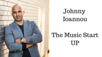 Johnny Ioannou – The Music Start Up