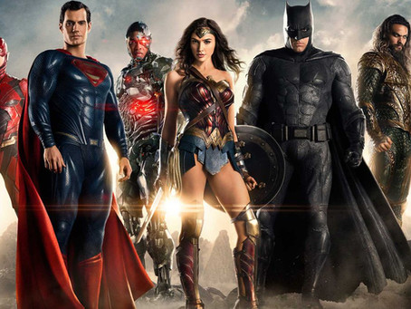 DC Comic Book Movies