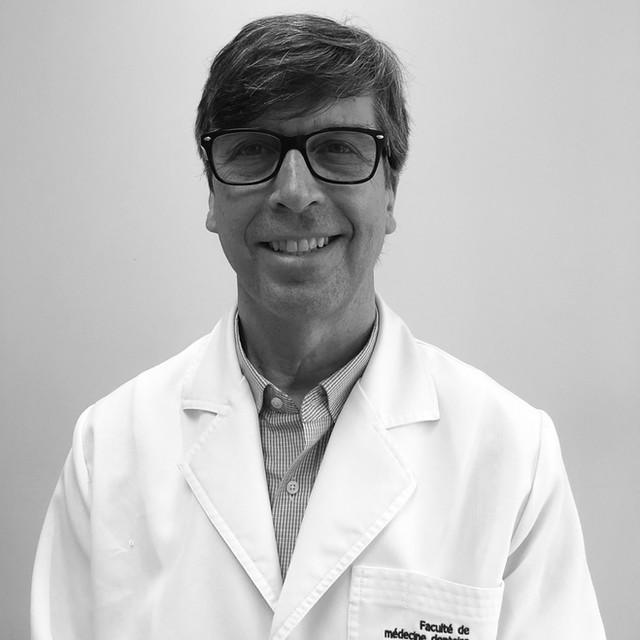 Dr Gaetan Goneau - General dentist