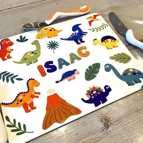 Kids Dinosaur Placemat