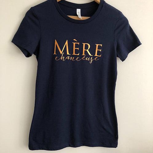 Mère Chanceuse Ladies T-Shirt